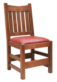 V Back Side Chair