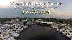 Pilot House Marina and Restaurant, located In Key Largo, Florida. The Marina boasts world class Marina facilities, accommodating both transient and long term. Florida Keys, Pilot, Trail, Island, Bar, Education, Dining, World, Glass
