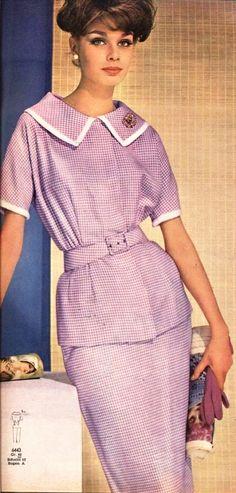 1960, Burda moden