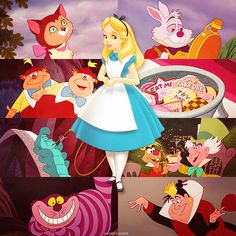 """""""If I had a world of my own, everything would be nonsense.""""  ― Lewis Carroll, Alice Adventures in Wonderland"""