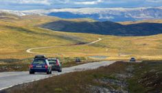 scenic drives in Norway