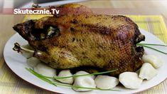 Pieczona kaczka -najprostsza, ale pyszna Polish Recipes, Polish Food, Turkey, Menu, Chicken, Ale, Youtube, Chef Recipes, Cooking