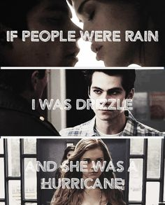 My OTP is better than yours :') Stydia <3 umm. Stydia and a John Green Quote. Could this picture get any better.
