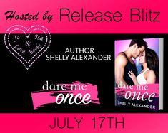 I Love Romance: HAPPY BOOK WEEK: DARE ME ONCE (ANGEL FIRE FALLS) B...