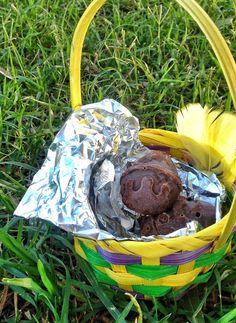 Vegan chocolate Easter eggs | Vie De La Vegan