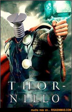Thor-nillo | Risa Sin Más