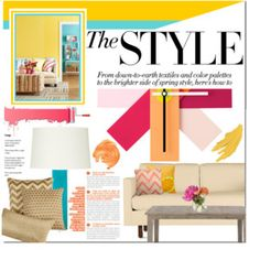 Colour Your Home This Spring