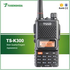 >> Click to Buy << Free Shipping 5W Ultra-thin Size VHF 136-174MHZ 2 Way Radio TSSD TS-K300 #Affiliate