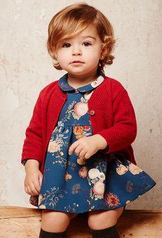 Ropa de invierno, Bonnet a Pompon nuevas colecciones para niños