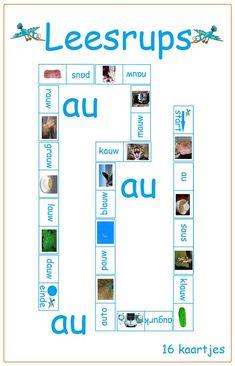 Learn Dutch, Dutch Language, Book Letters, Spelling, Montessori, Vocabulary, Homeschool, Classroom, Teacher