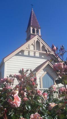 The Chapel of St Francis is located in #upperhutt, #newzealand #wellington #purenzweddings