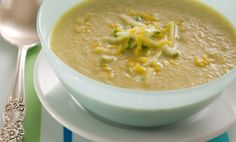 Cream of Zucchini Soup Recipe - Relish