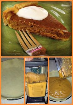 Low Calorie Pumpkin Pie - Madame Deals, Inc.