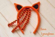 This item is unavailable Crochet Monkey Pattern, Crochet Unicorn Blanket, Crochet Headband Pattern, Crochet Fox, Fox Pattern, Halloween Crochet Patterns, Easter Crochet Patterns, Crochet Ideas, Amigurumi Patterns