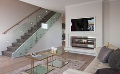 Make your stairs a feature in your G. Gardner Home. Stairs, Make It Yourself, House, Home Decor, Stairway, Decoration Home, Home, Room Decor, Staircases