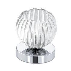 Stolní lampa EGLO EG92853 | Uni-Svitidla.cz Moderní pokojová #lampička vhodná jako lokální osvětlení interiérových prostor #modern, #lamp, #table, #light, #lampa, #lampy, #lampičky, #stolní, #stolnílampy, #room, #bathroom, #livingroom