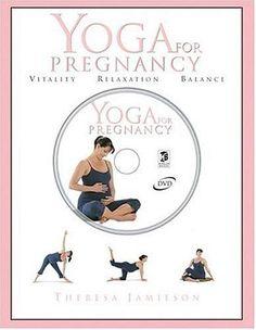 Yoga For Pregnancy by Theresa Jamieson, http://www.amazon.com/dp/1741216346/ref=cm_sw_r_pi_dp_Fe0Xrb01WSS5J