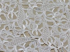 Cute White dress lace fabrics cm wide wedding dress fabric water souble embroidery dress fabric by yard