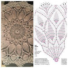 #crochet #doily