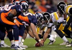 The #4 Denver Broncos (8-8) host the #5 Pittsburgh Steelers (12-4) at home this Sunday in an AFC wild card game