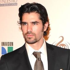 Eduardo Verastegui as Christian Grey?