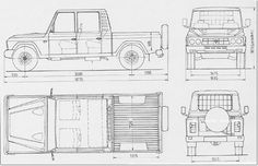 Blue Prints, Cars And Motorcycles, 4x4, Diagram, Auto Design, Modeling, Automobile, Vehicles, Strollers