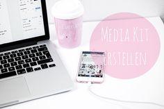 Media kit für (Fashion) Blogger erstellen - TheRubinRose