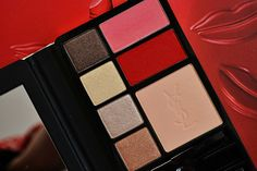 YVES SAINT LAURENT KISS AND LOVE PALETTE