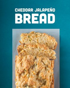 Cheddar Jalapeño Bread MAKE Croutons Slightly adapted from Shutterbean  makes 2 9×5 loaves IN  Wit & Vinegar