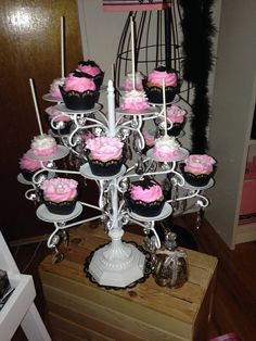 Pink Poodle in Paris Birthday Party Ideas | Photo 1 of 62 | Catch My Party