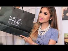 MAKE UP FOR EVER Haul