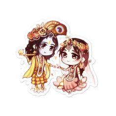 Your place to buy and sell all things handmade Little Krishna, Baby Krishna, Cute Krishna, Krishna Art, Baby Ganesha, Shree Krishna Wallpapers, Lord Krishna Hd Wallpaper, Krishna Drawing, Krishna Painting