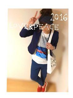 LOVE&PEACE 2016  プロジェクト参加します💗 自分に出来ることは 自分に置き換えて