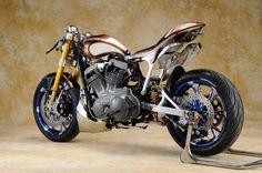 Harley Sporster Avanzare de Asterisk custom