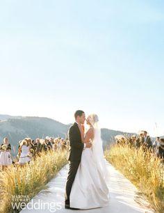 ¡Famosos al altar! Inspírate en el wedding style que presumen las celebridades Kate Bosworth y Michael Polish