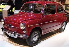 Loved and had to let go of my cute 600 from Barcelona - same colour as this one Seat 600 Fiat 600, Fiat 500 Pop, Dodge Ram 1500 Accessories, Classic European Cars, Fiat Cars, Beetle Car, Volkswagen Transporter, Volkswagen Beetles, Sweet Cars