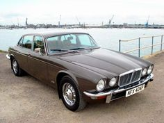 1976 Jaguar XJ6 Series 2