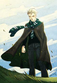 Draco Malfoy by mary-dreams.deviantart.com on @deviantART