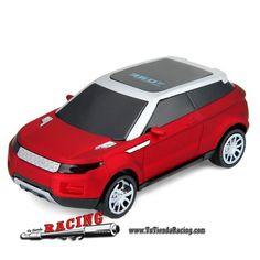 Detector de Radar Discreto Modelo Range Rover Racer con Alarma por Voz Color Rojo -- 27,17€ Envío gratuito a toda España en todos los productos