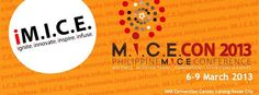 EXLINKEVENTS - Event Management Philippines: MICECON 2013