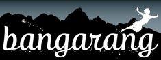 Bangarang Mountain Sticker