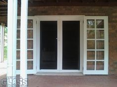 Ultimate hinged doors