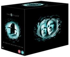 The X Files - The Complete Collector's Edition DVD