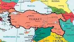 Η ΜΟΝΑΞΙΑ ΤΗΣ ΑΛΗΘΕΙΑΣ: Πρόκληση από την Τουρκία: Η Άγκυρα δημοσίευσε χάρτ...