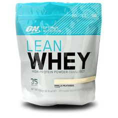 Optimum Nutrition Vanilla Lean Whey *** Check this awesome product by going to the link at the image. (This is an affiliate link) Vanilla Milkshake, Strawberry Milkshake, Protein Snacks, Whey Protein, High Protein Powder, Sports Nutrition, Nutrition Products, Vanilla Flavoring, Amino Acids
