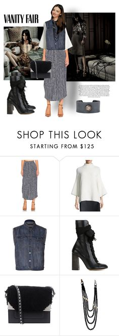 """""""Lookbook no 36"""" by isteely ❤ liked on Polyvore featuring Faithfull, The Row, Marc by Marc Jacobs, Kerr®, Vanity Fair, Chloé, Barbara Bui, Chanel and Todd Reed"""