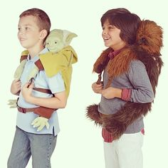 Your Star Wars fan will love these Backpack Buddies!!!! NEW ARRIVALS!!! #colibribebe #comic #starwars #backpack #plush #yoda #chewbacca #loveit #musthave #weheartit #amazing #comfortable #cool #boys