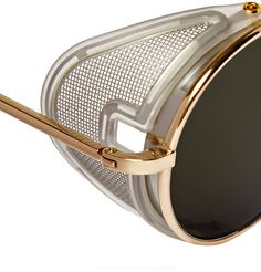 THOM-BROWNE.-Round-frame-Gold-tone-Sunglasses_fy4