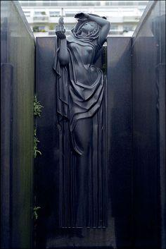Monument   cimetière de Passy, Paris