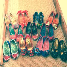 Shoes collection irregular choice my weakness
